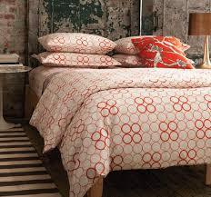 image of mid century modern duvet covers