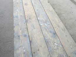 ukaa and antique reclaimed pine floorboards