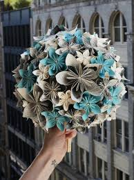 Recycled Flower Paper How To Make Recycled Paper Flowers For A Wedding Bouquet