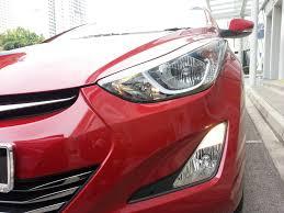 2012 Hyundai Elantra Running Light Bulb