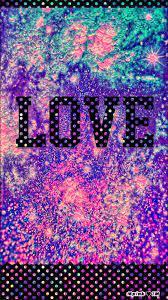 wallpaper #galaxy #sparkle #glitter ...
