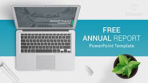 Annual Report Templates Free Download 037 Template Ideas Annual Report Powerpoint For