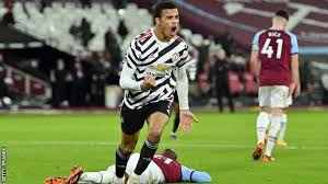 Read about man utd v west ham in the premier league 2019/20 season, including lineups, stats and live blogs, on the official website of the premier league. West Ham United 1 3 Manchester United Visitors Come From Behind Again Bbc Sport