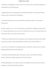 college essay idea how to come up great college essay ideas prepscholar blog