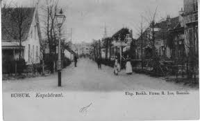 Bussum 1905 Kapelstraat Oude Fotos Old Pictures Painting