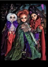 Pin by Ashley Ecker on Disney's Hocus Pocus in 2020 | Custom monster high  dolls, Monster high dolls, Halloween doll