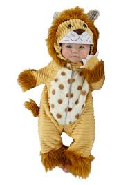 Amazing Safari Lion Infant Costume