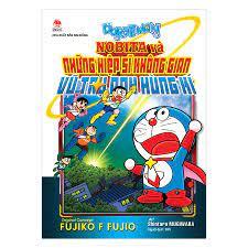 Doraemon: Nobita Và Những Hiệp Sĩ Không Gian - Vũ Trụ Anh Hùng Kí