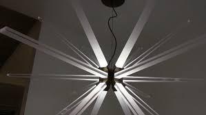 chandelier light decorative track lighting fluorescent light track light rail leucos lighting