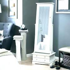 mirror jewelry box bo full image for about on white ideas stunning standing armoire with lori