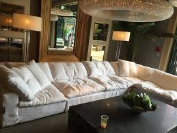 This is our first choice for the sectional sofa Restoration
