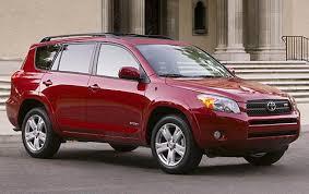 2008 Toyota RAV4 - Information and photos - ZombieDrive
