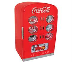 Koolatron Vending Machine Gorgeous Koolatron KBC48 CocaCola 48 Can Retro Vending Fridge