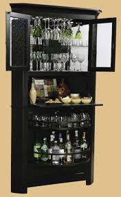 Decorating Luxury Liquor Cabinet With Lock For Appealing Home