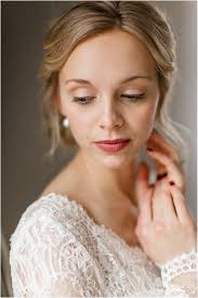 natural and beautiful wedding hair makeup for blondes