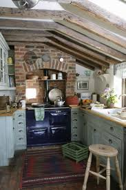 Rose Cottage Country Kitchen 25 Best Ideas About Galley Kitchen Layouts On Pinterest Design