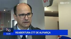 CTT reabrem balcão de atendimento em Alpiarça após encerramento de quase dois anos