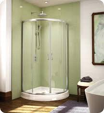 useful curved glass shower door c6131593 signature arc curved glass sliding shower doors curved glass shower