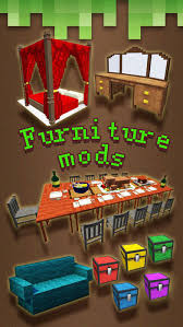 Furniture Mod & Video Guide Pocket Wiki & Game Tools for