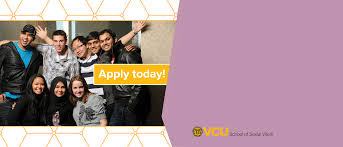virginia commonwealth university school of social work m s w application deadline jan 17 2018 learn more link