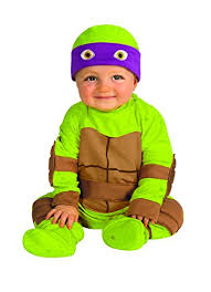 Amazon.com: Rubieu0027s Costume Babyu0027s Teenage Mutant Ninja Turtles Animated  Series Baby Costume: Clothing