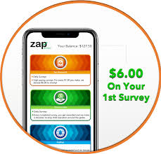 Surveys Download Zap Surveys Instant Cash Outs Guaranteed 6 00 On Your First