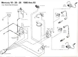 wiring diagram from pull to electric start on mariner 20hp 1985 comment
