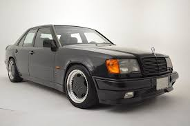 But after driving for a day it starting running rough like it was missing. Tuner Tuesday 1991 Mercedes Benz 300e Amg 3 4e German Cars For Sale Blog