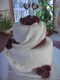 25th Wedding Anniversary Cake Jennycake Blog Wedding Cakes