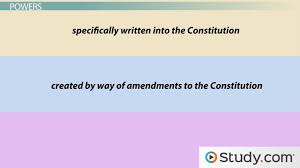 What Is Congress Definition Powers Structure