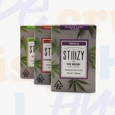 Magnetic Cartridges Stiiizy Full Gram