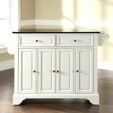 kitchen Granite Top Kitchen Islands White Kitchen Island Cart
