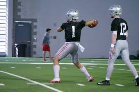 2019 Spring Football Central Ohio State Buckeyes