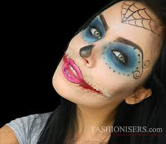 monster high makeup tutorial for fashionisers