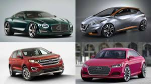new car 2016 models2016 the new cars worth waiting for