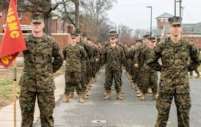 United States Marine Officer Usmc Ocs Graduation