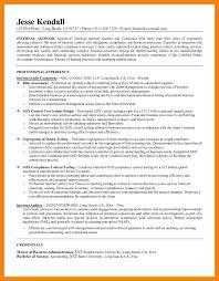 Sample Resume For Auditor Sample Resume Sample Resume Audit Senior