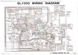 1975 gl1000 goldwing wiring diagram 1984 Goldwing Wiring Diagram Honda GL1000 Wiring-Diagram