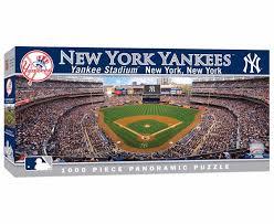 yankee stadium new york yankees 1000pc panoramic puzzle br less than