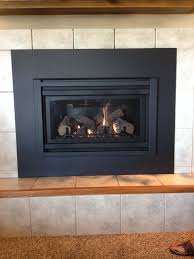 can a gas fireplace heat house n glo supreme i 30 insert with custom surround panel