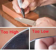 sharp knife sharpener. how to make your knife as sharp the devil himself sharpener