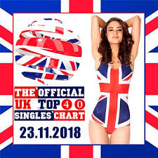 The Uk Top 40 Singles Chart Va The Official Uk Top 40 Singles Chart 23 11 2018 2018