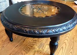 Diy Round Coffee Table Diy Painted Coffee Tables Ideas