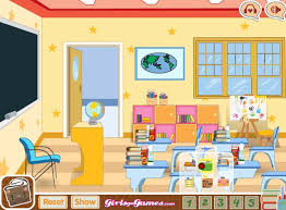 decorate my new classroom a free girl game on girlsgogames com