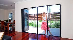 retractable fly screen doors