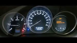 Mazda 6 Schedule Maintenance Due Light Reset How To