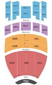 Gaillard Auditorium Tickets And Gaillard Auditorium Seating