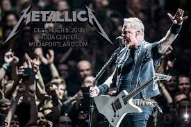 Metallica Tickets 5th December Moda Center In Portland