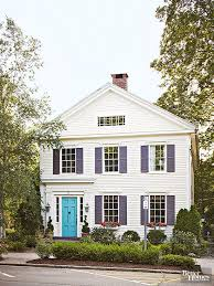 exterior paint colors for colonial style house. colonial-style home ideas. color schemesexterior house exterior paint colors for colonial style i