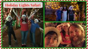 Alexandria Zoo Holiday Lights Louisiana Life Holiday Lights Safari At The Alexandria Zoo Lots Of Snakes Vlogmas Episode 6